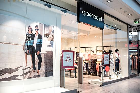 58211c9746 Greenpoint to polska marka odzieżowa dla kobiet istniejąca na rynku od 1992  roku. Obecnie w Polsce działa ponad 118 salonów marki