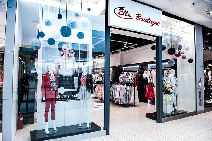 57d1af3314 Sklep Ella Boutique oferuje najmodniejsze ubrania z kolekcji damskiej.